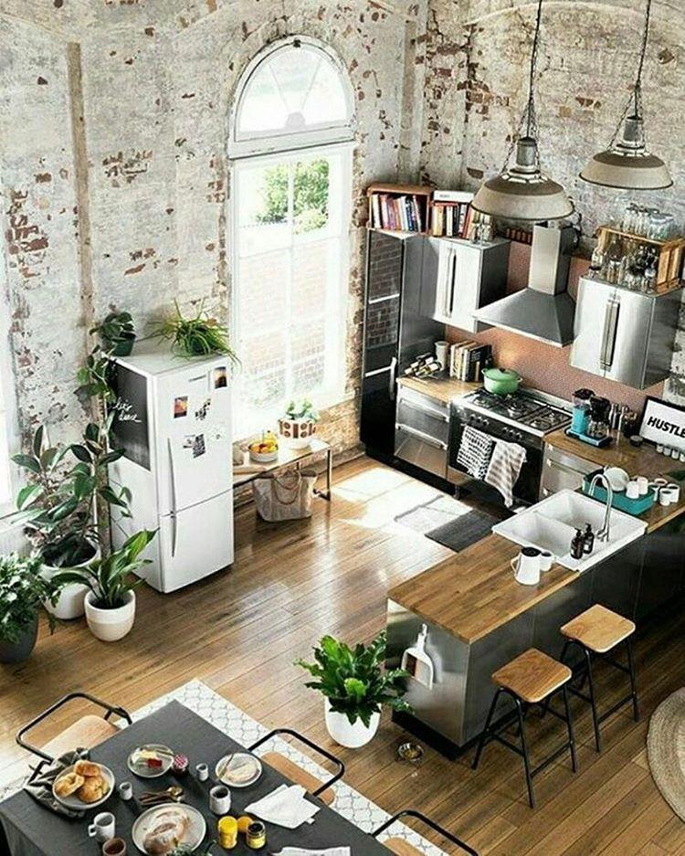 Pin di Claymale su style house | Pinterest | Cucine, Arredamento e ...
