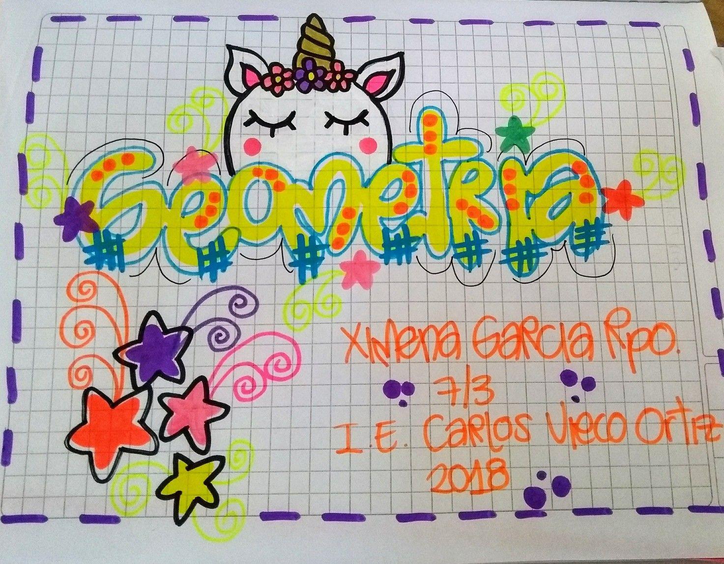 Portadas Para Cuadernos Y Libretas Con DiseÑos Marinos: Pin De Maria Aguilar En School