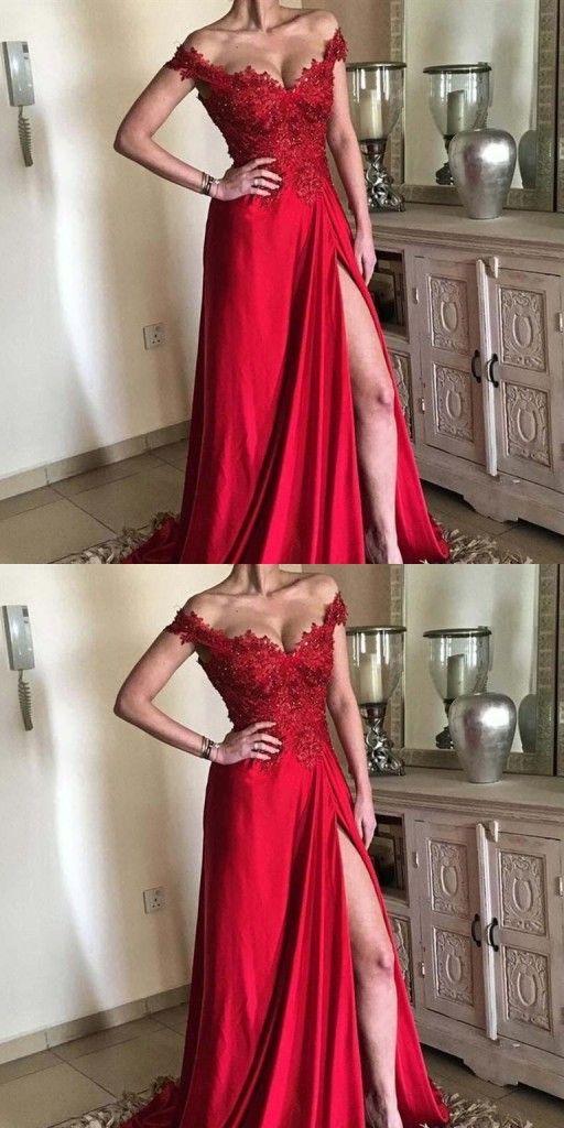 Pin on Abendkleid Rot