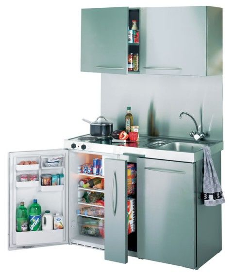 Cocinas peque as para espacios reducidos minis for Cocinas en espacios pequenos