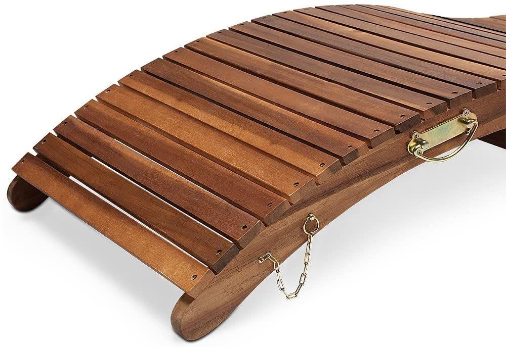 Amazon De Deuba Sonnenliege Akazien Holz Faltbar Kofferfunktion Kurvig Ergonomisch Gartenliege Liegestuhl Akazie Holziege L Sonnenliege Liegestuhl Gartenliege
