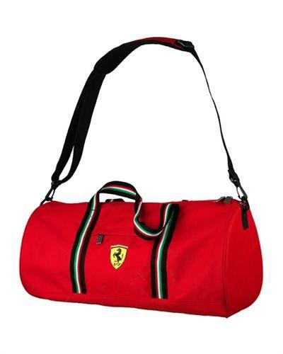 Ferrari Multicolor Duffle Bag Bags  Backpacks   For My Kids ... 2185e8efde
