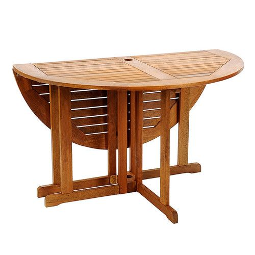achla round folding dining table 364 outdoor furnishings