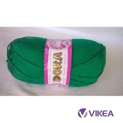 DORA 070 - zelená jazerná