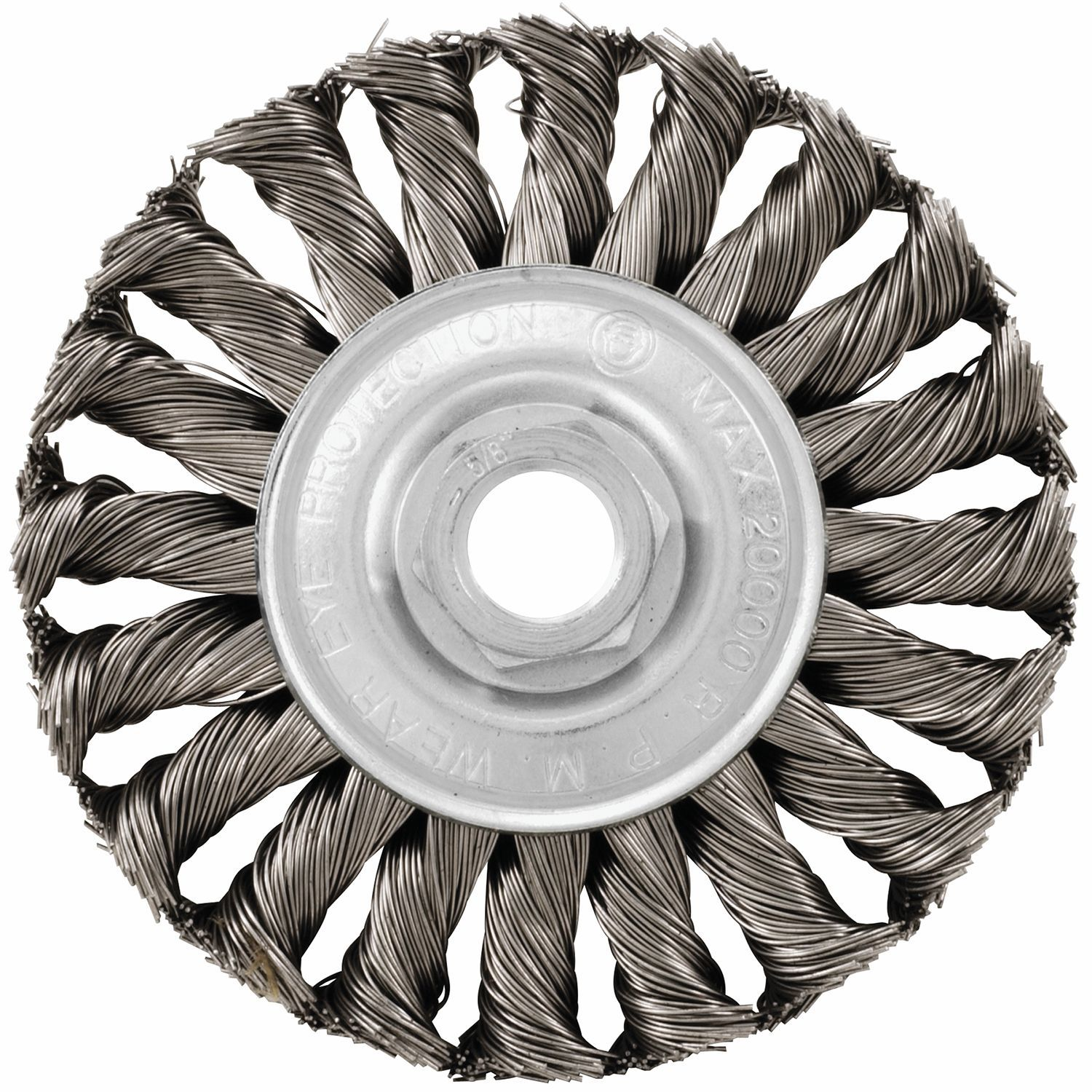 Vermont American 16856 4-inch Knotted Wire Wheel | Products ...
