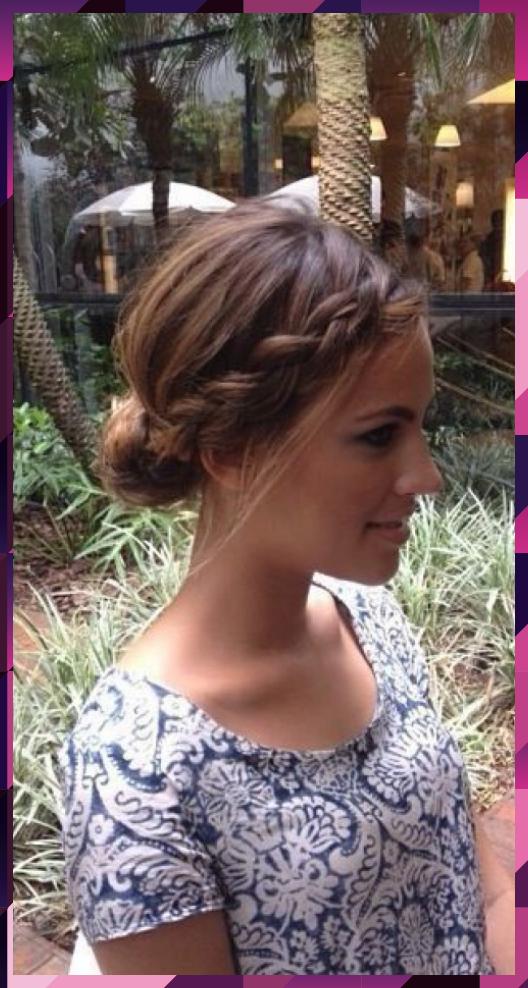 Frisur Hochzeit Gast Damenfrisuren Frisuren Haare Haareflechten Hairstyle Longhair Madame Modisc Frisur Gast Hochzeit Frisur Hochzeit Frisur Trauzeugin