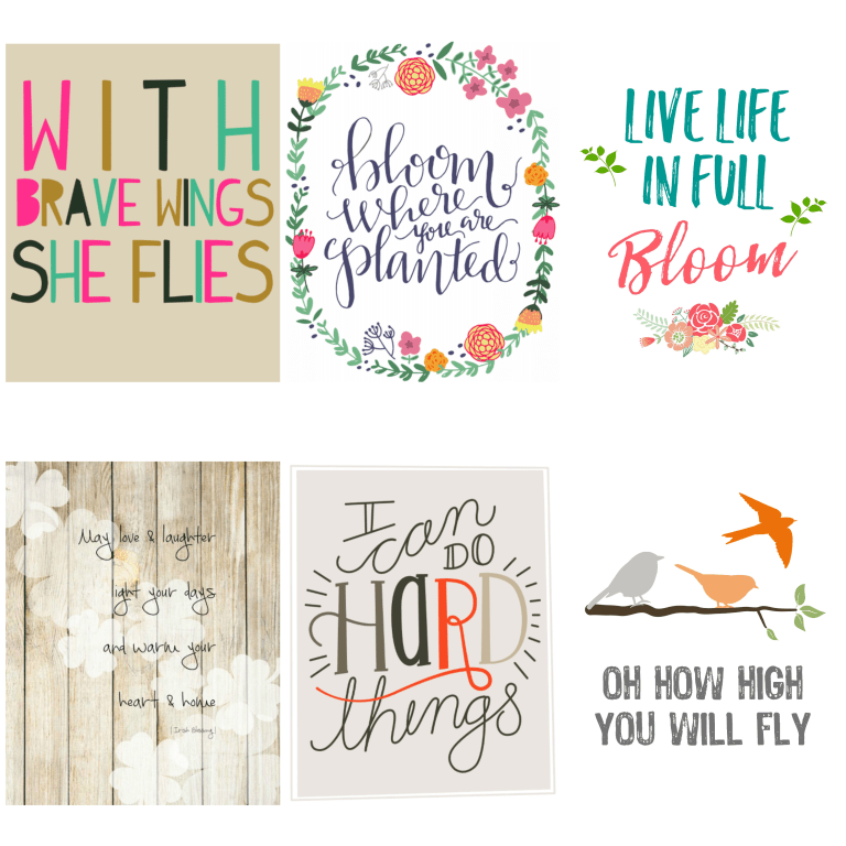 Instant Download Instant Download Printable Art Nursery svg Inspirational Quote Quote Prints Quote svg Dream Big Dreams svg