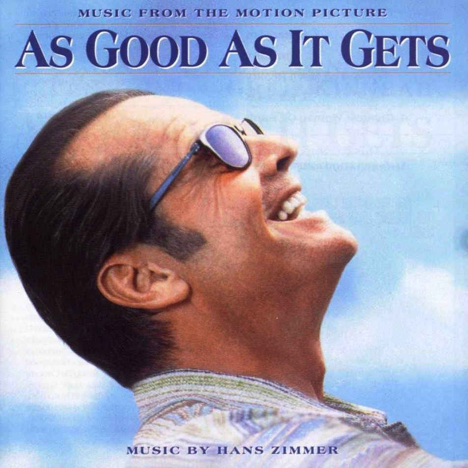 As Good As It Gets Movie Soundtrack 1997 Great Movies To Watch Good Movies Movies Worth Watching