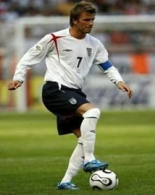 Old England Captain David Beckham England Football Team England Football Players English Football Teams