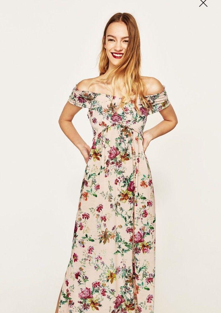 Floral spring summer dresses