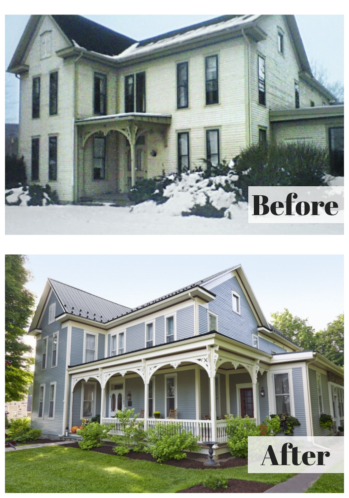 Best Of Toh Before And Afters Victorian Homes Exterior Home Exterior Makeover House Exterior