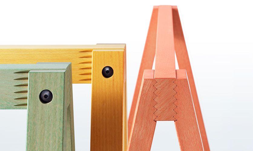 zig zag beech bernard vuarnesson detail pinterest nachhaltig hocker und innenarchitektur. Black Bedroom Furniture Sets. Home Design Ideas