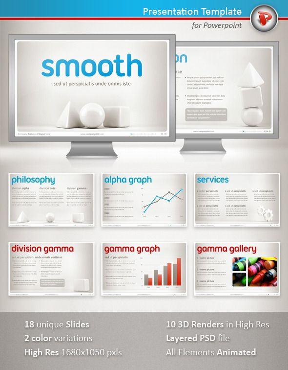 Smooth powerpoint presentation pinterest presentation templates smooth powerpoint presentation powerpoint templates presentation templates toneelgroepblik