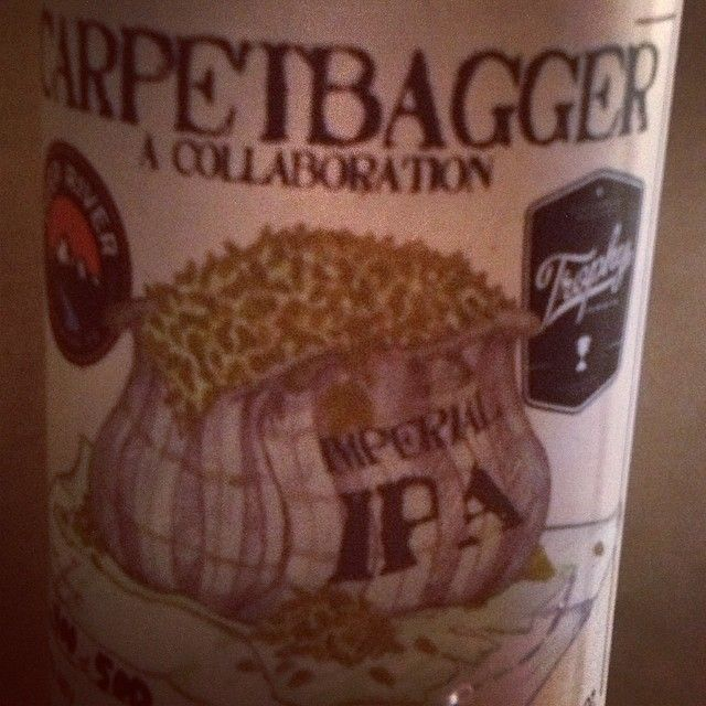 """""""Only available in VIP will be the @trophybrewing @deepriverbruin  collaboration #carpetbagger Limited amount made and limited amount in VIP. Once it's…"""" www.shoplocalraleigh.org/brewgaloo"""