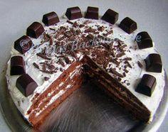 Mon Cheri Torte Taarten Kuchen Kuchen Rezepte En Backen