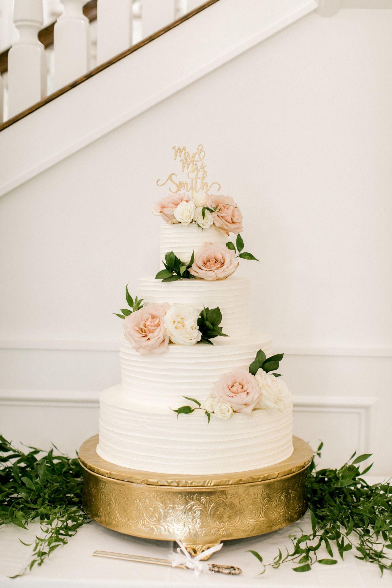 Weatherford Wedding Venue Floral Wedding Cakes Wedding Cake