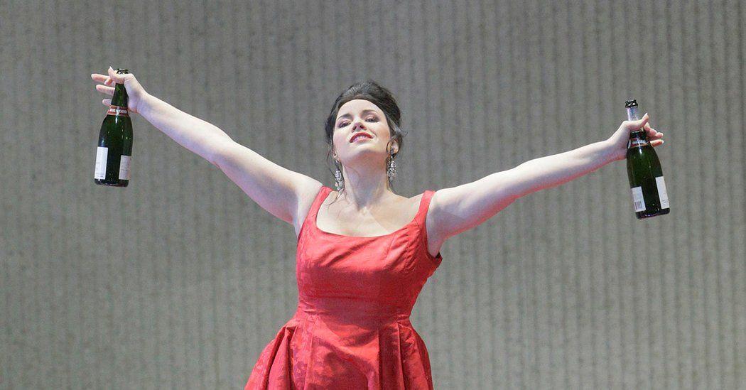 Review: La YONCHEVA trionfa ne LA TRAVIATA al Met