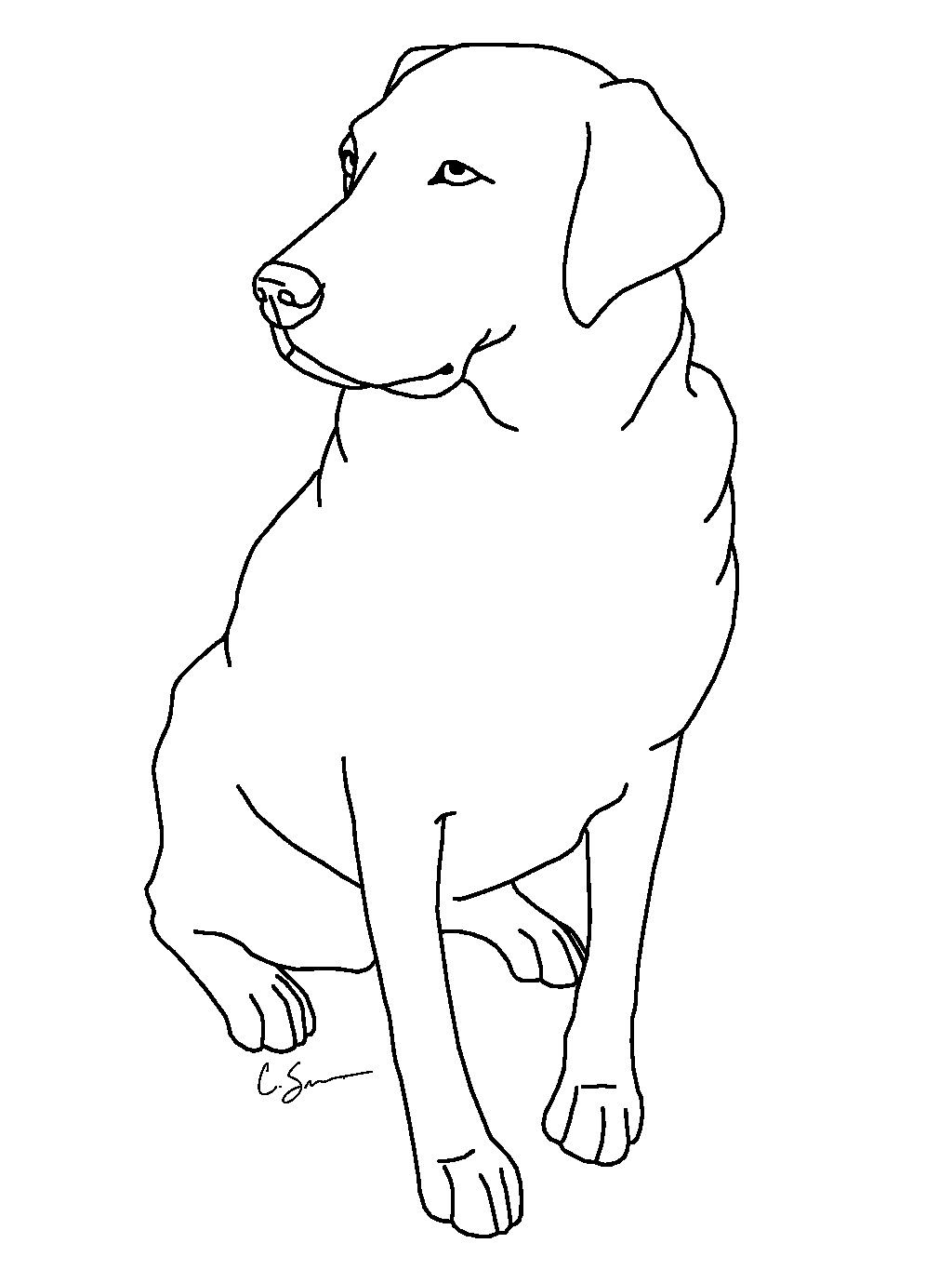 Printable Dog Coloring Pages Ideas For Kids