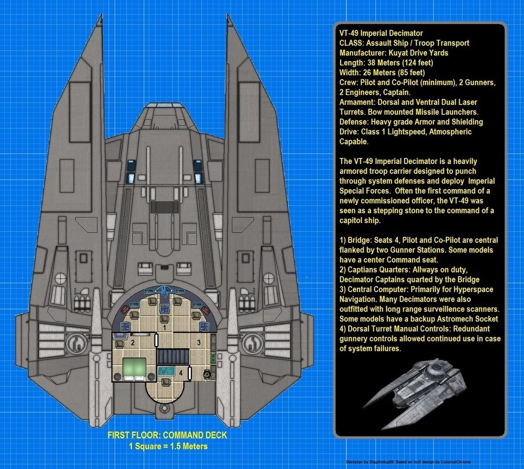D Harman Uploaded This Image To 39 Deckplans 39 See The Album