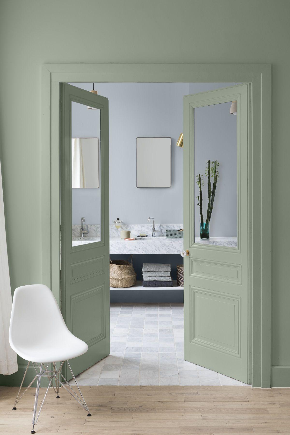 37++ Peinture vert d eau salle de bain inspirations