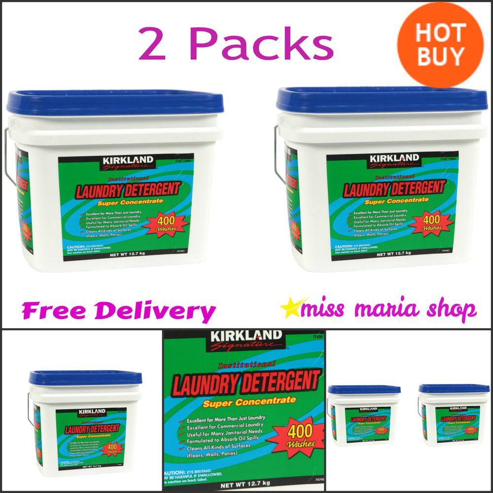 Concentrate Laundry Detergent Non Bio Powder Bulk Commercial Tough
