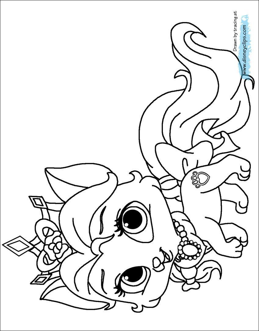 Whisker Haven Coloring Pages Popular Lol Pets Coloring ...