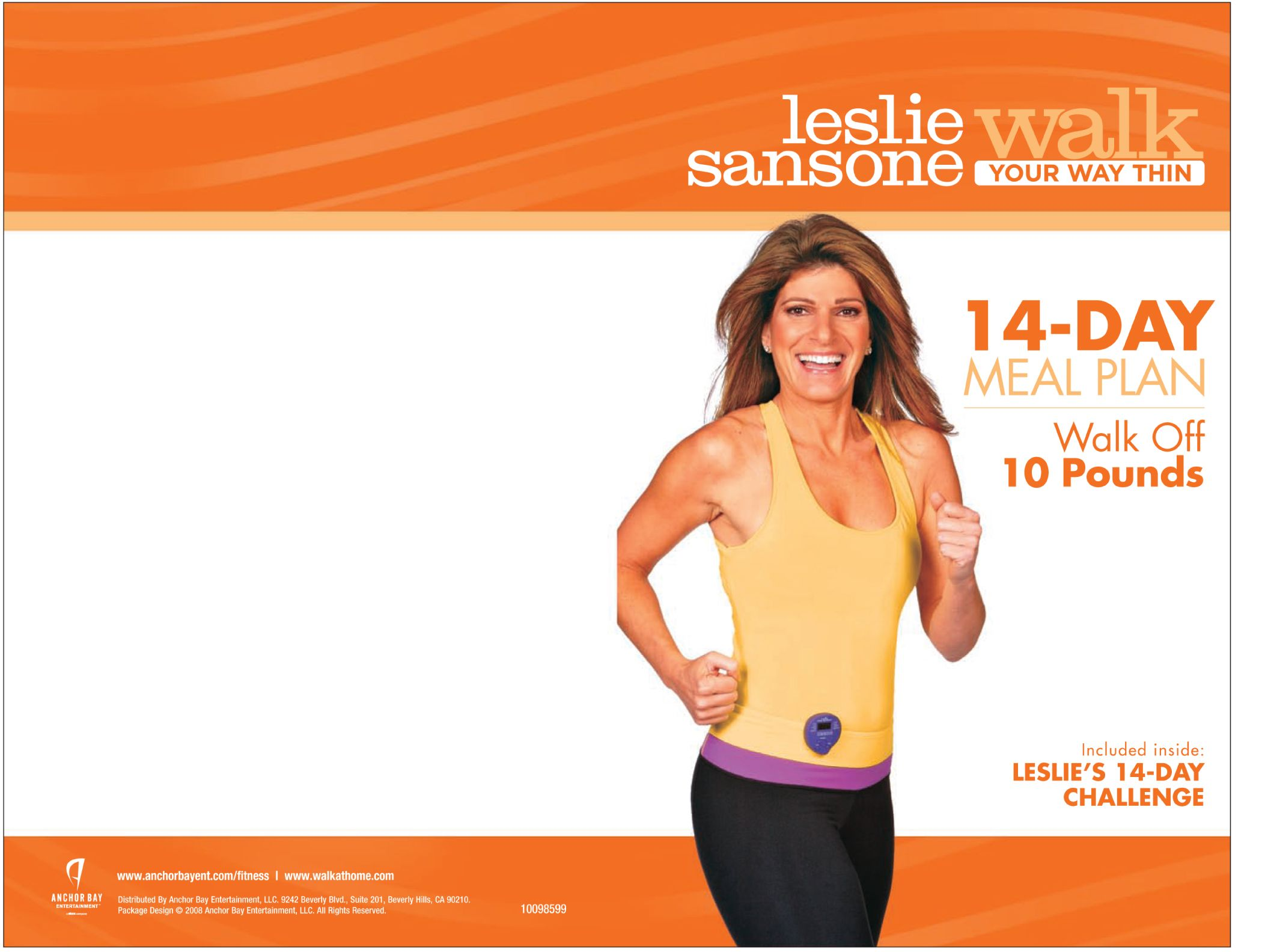 Where can you buy Leslie Sansone's