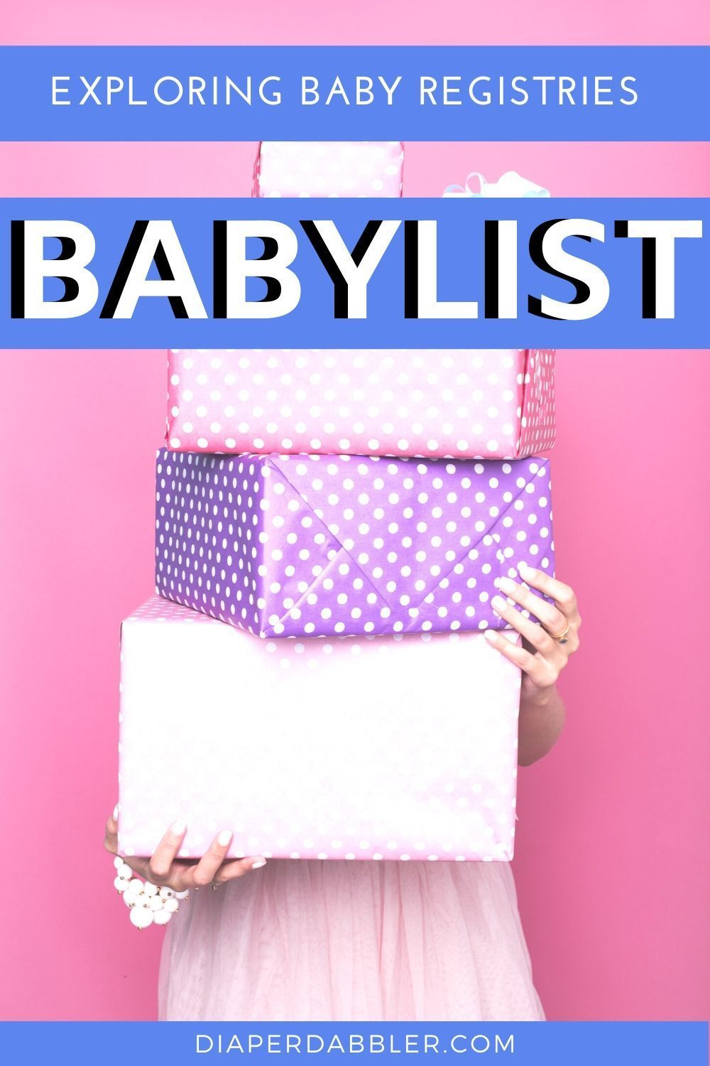 Exploring Baby Registries: Babylist Comparing the baby registries to help you find the right one for your baby shower. PLUS step-by-step instructions how to add your favorite gifts from anywhere online to your Babylist registry. #babyregistry #newmom #babyshower