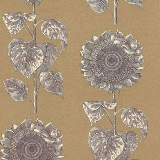 Gold / Aubergine DVIWPA105 Palladio Sunflower