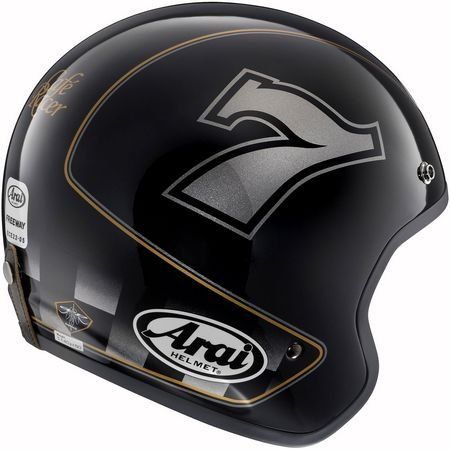arai open face motorcycle helmet | cafe racer helmets | pinterest