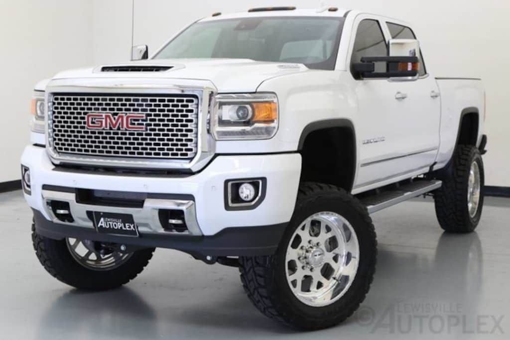 Used 2017 Gmc Sierra 2500hd For Sale Lewisville Tx Stock