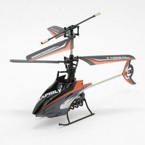 """Kinderbett hubschrauber  RC-3D Mini Hubschrauber, 4 Kanal """"Rapidly"""" -GYRO- 2011 ..."""