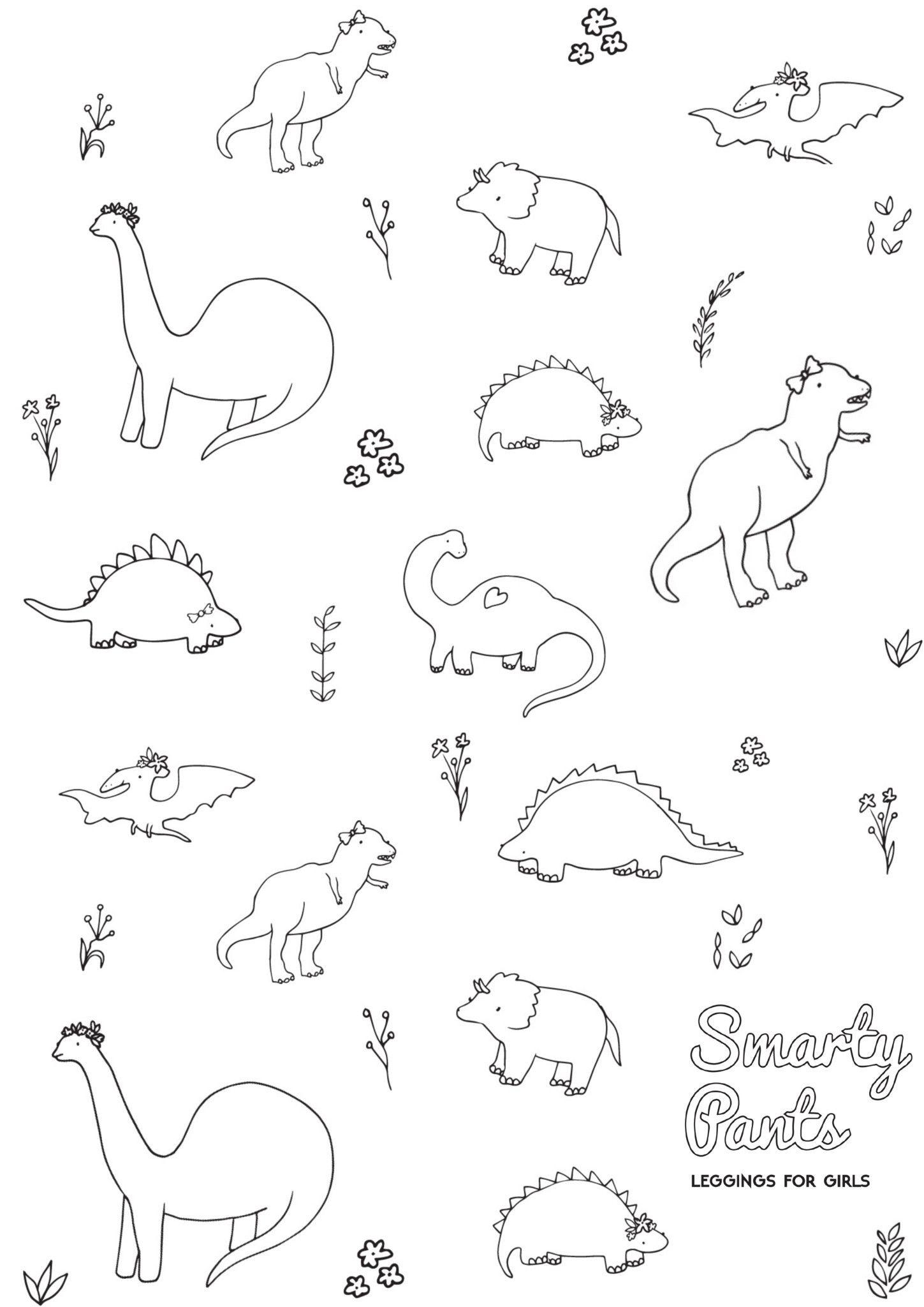 4 Dinosaurs Worksheets Preschool In