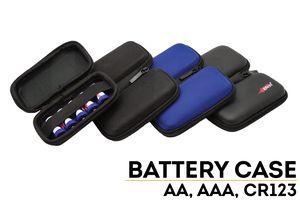 Battery Storage Case Cr123 Aa Aaa Batteries Battery Storage Cool Gear Battery