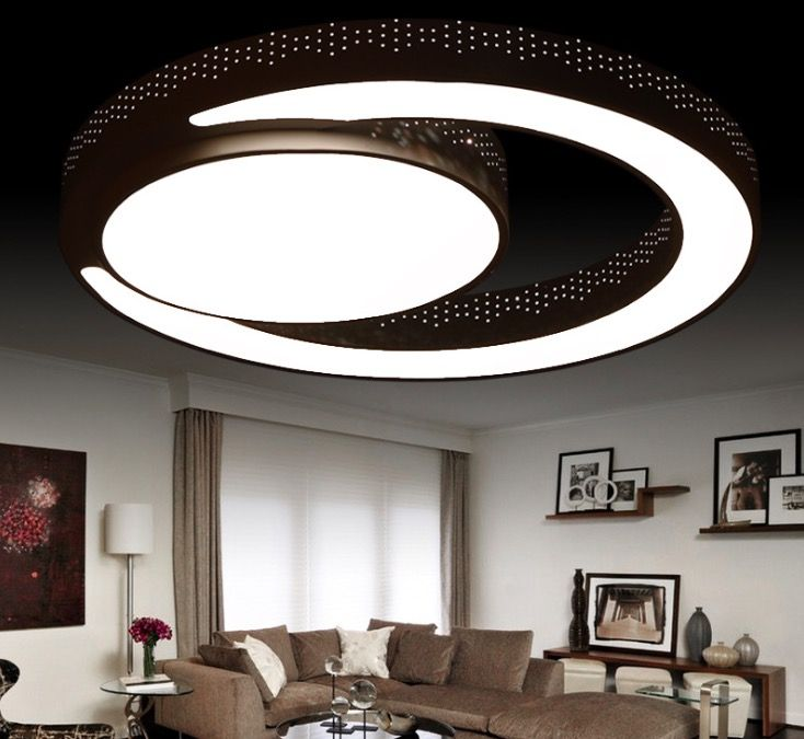 Modern dimmable ceiling lights design living room led light modern bedroom