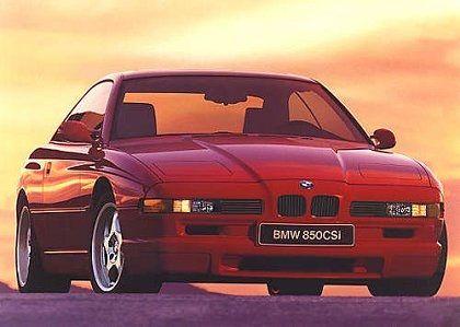 BMW 8-Series (E31), 1989-99 | Sweet Rides | Pinterest | BMW, Design ...