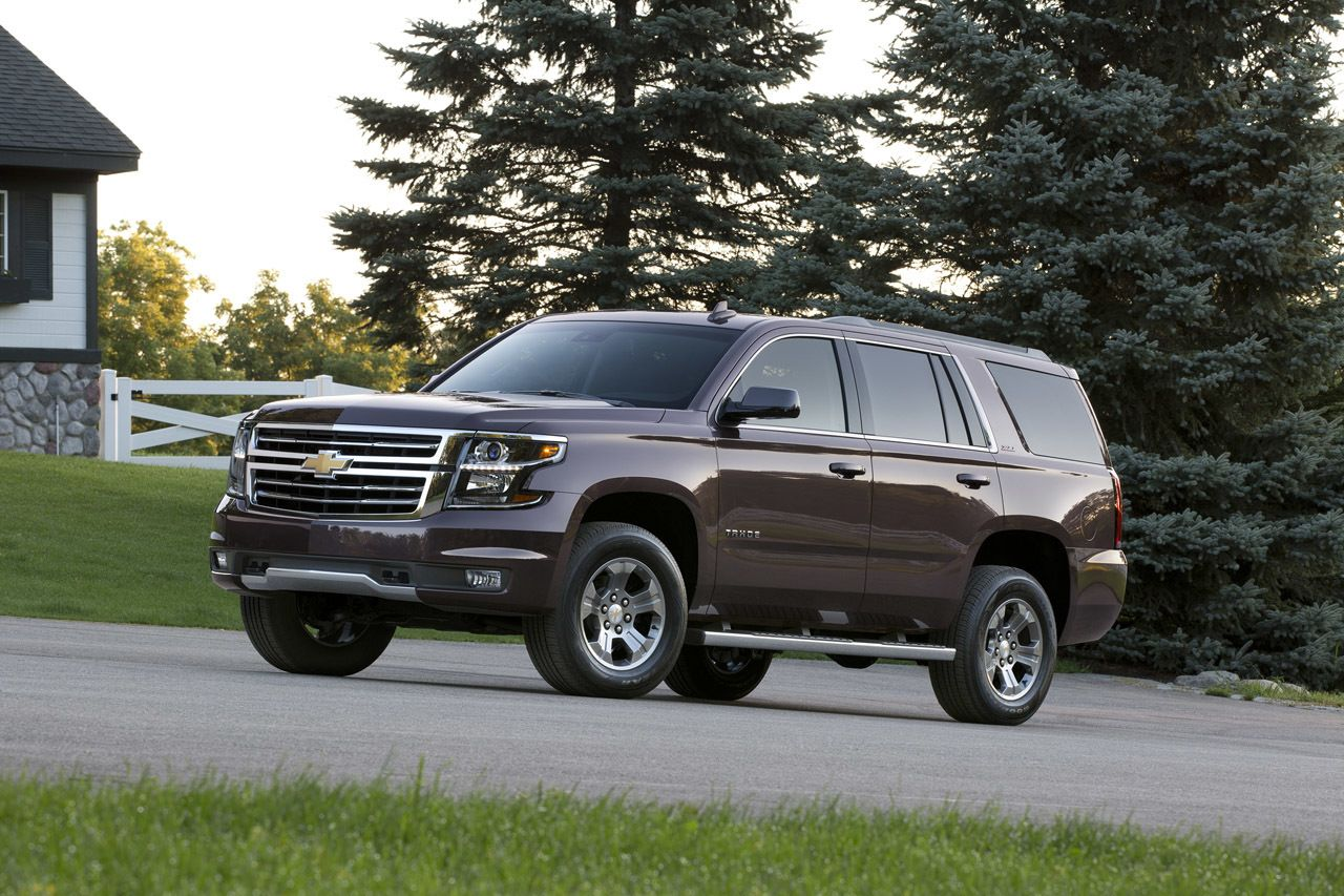 Photo 2015 chevrolet tahoe and suburban to offer z71 package images tahoes and suburbans pinterest chevrolet tahoe and chevrolet