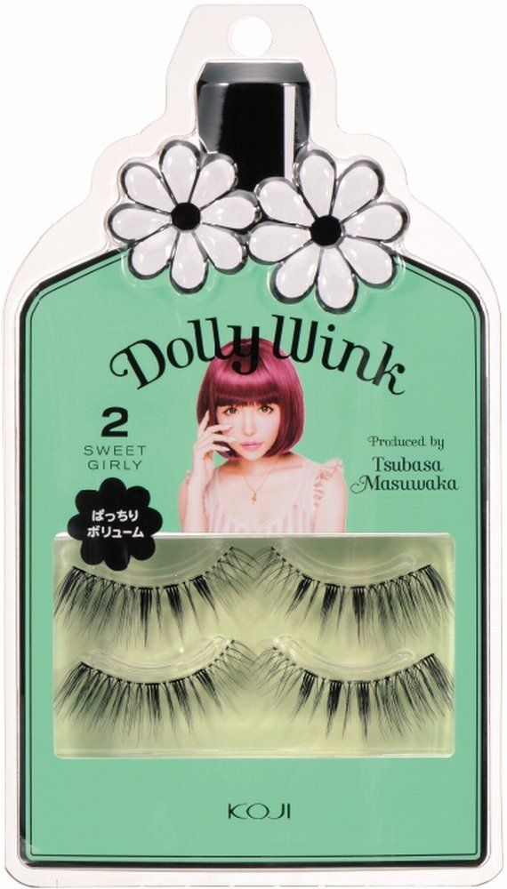 Dolly Wink Koji Eyelashes By Tsubasa Masuwaka Sweet Girly Check
