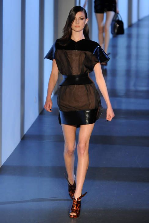 Mugler Spring 2013 Ready-to-Wear Collection
