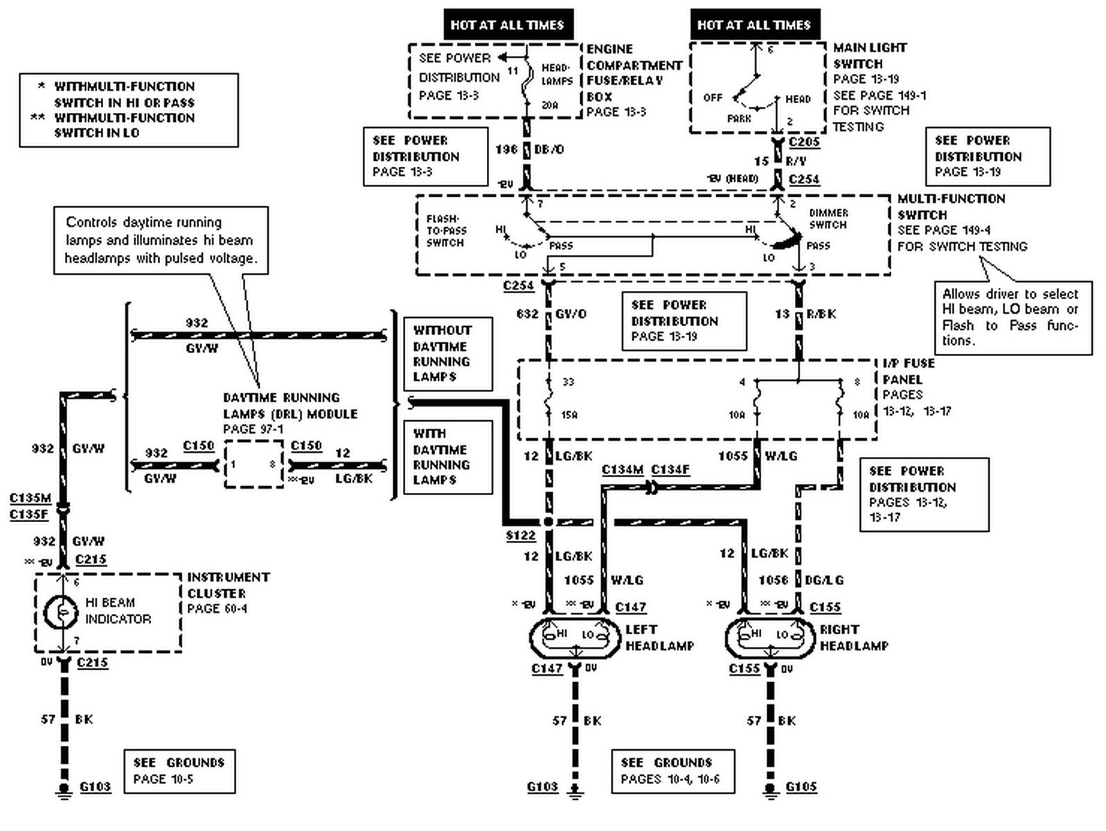 Ford Mondeo Mk3 Radio Wiring Diagram Downlights Heated Seat Somurich