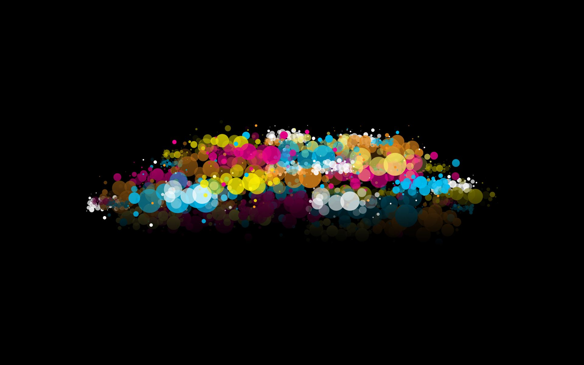 abstraction colorful black spots background hd wallpaper by billgate