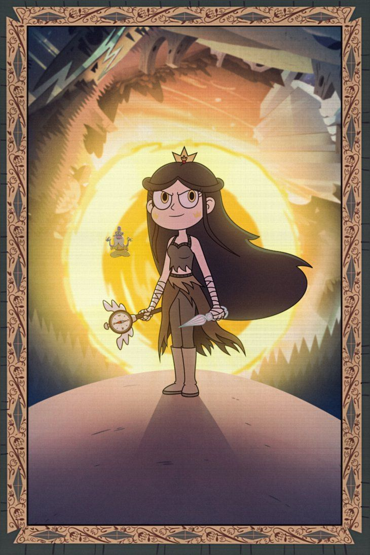 """""""The magic blade that opens holes in the invisible borders before her. A prize for the untiring effort of queen Cosmica the Explorer."""" Her name comes from """"Cosmic"""" (from the Greek """"kosmos"""" = world)..."""