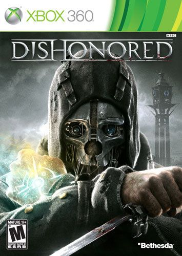 Dishonored Xbox 360 11793 Best Buy Dishonored Dishonored Pc Xbox 360 Games