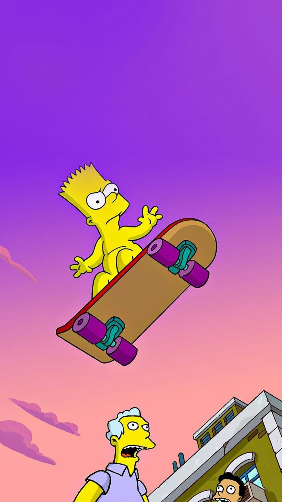 Pin By Carla Magliano On Wallpaper For My Phone Simpson Wallpaper Iphone Simpsons Art The Simpsons