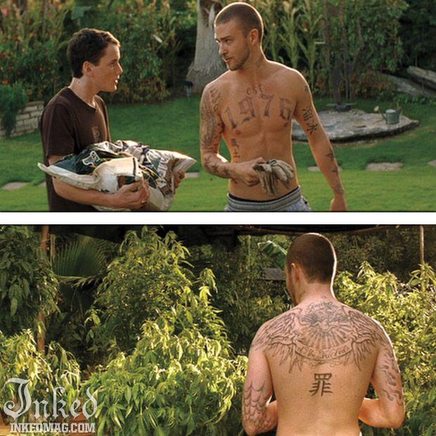 Movie Tattoos Inked Magazine Movie Tattoos Movies Alpha Dog