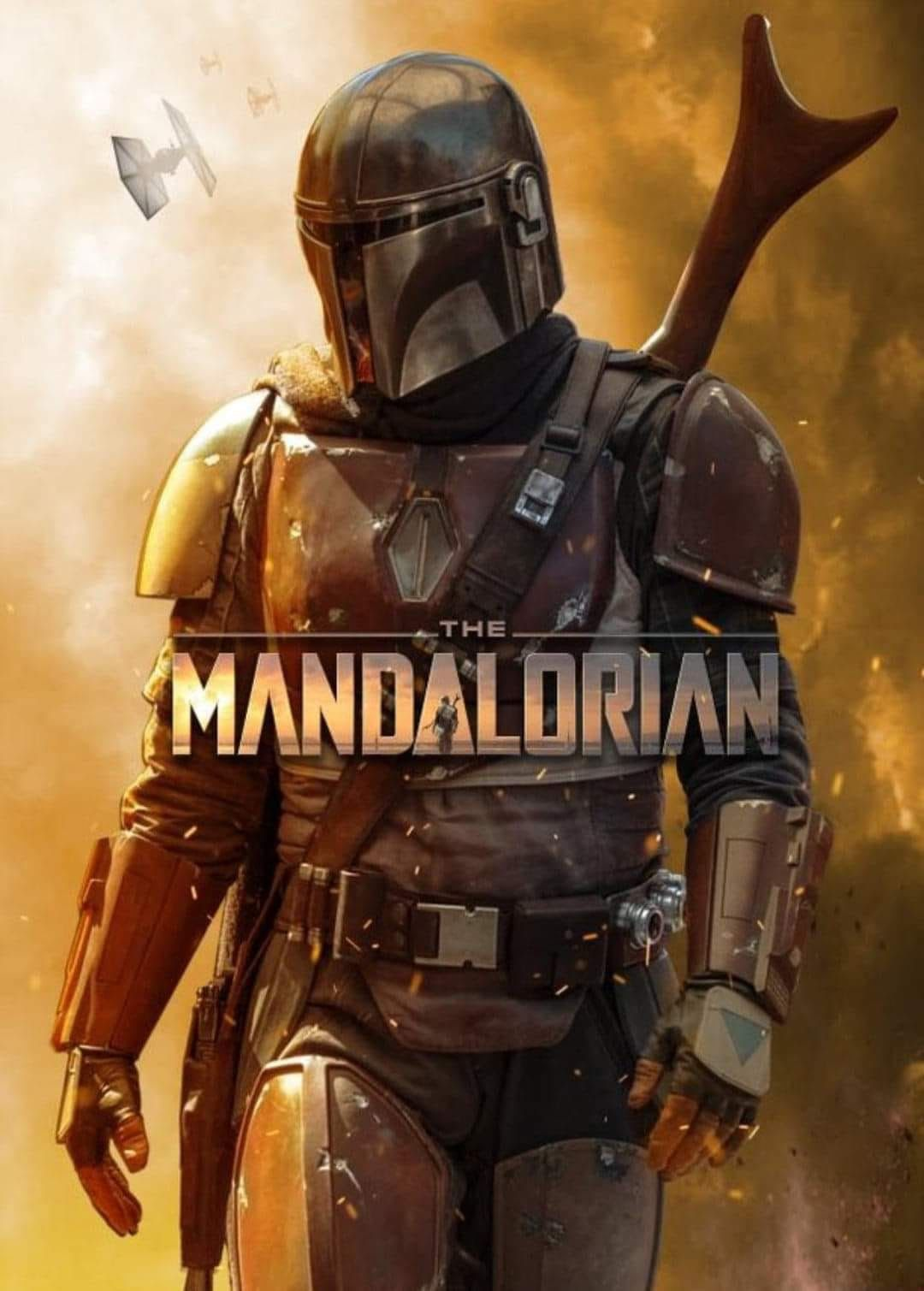 The Mandalorian (Disney+) en 2020 | Affiche star wars, Personnage star  wars, Illustrations de star wars