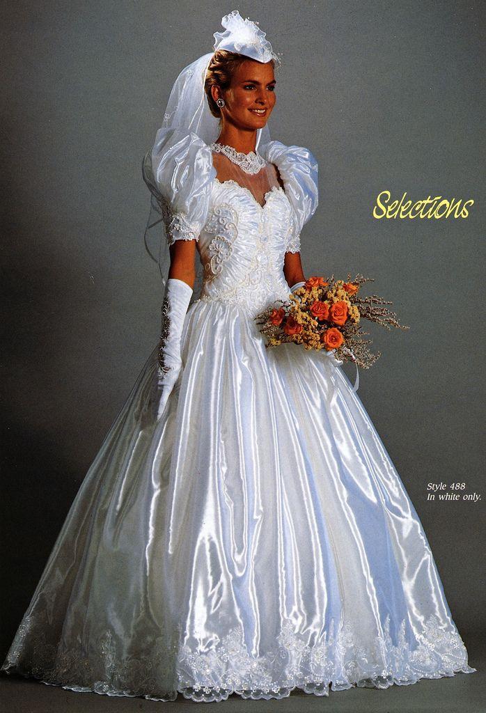 Fashion 146 Retro Wedding Gowns Brautkleid Hochzeitskleid Kleider