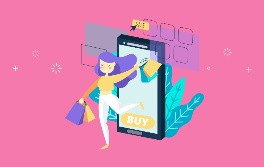 Over Half Of The Consumers Use Retail Mobile Apps while
