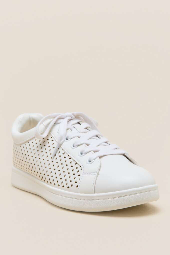 CIRCUS BY SAM EDELMAN Carlin Perforated Sneaker rbxRHtce