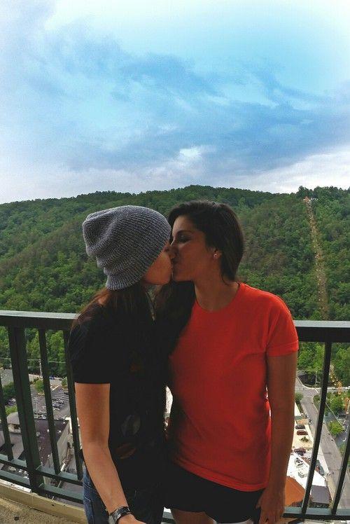cute couple #love #lez #gay #kiss #gay #homo #lgbt